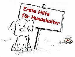 Erste Hilfe beim Hund – AUSGEBUCHT! Bitte nicht mehr anmelden!