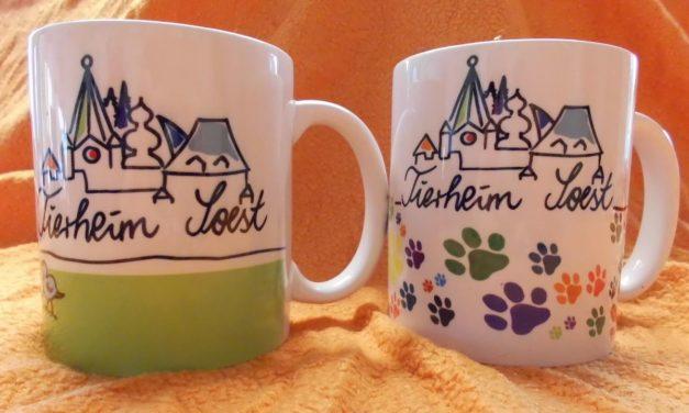 Tierheim-Tassen UND Soest-Tassen